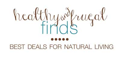 Healthy and Frugal Finds - Best Deals for Natural Living at FiveSpotGreenLiving.com