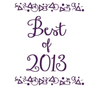 Best of 2013 - Most Popular Natural Living Posts from FiveSpotGreenLiving.com