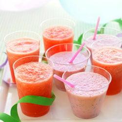 Fruit Smoothie Drinks