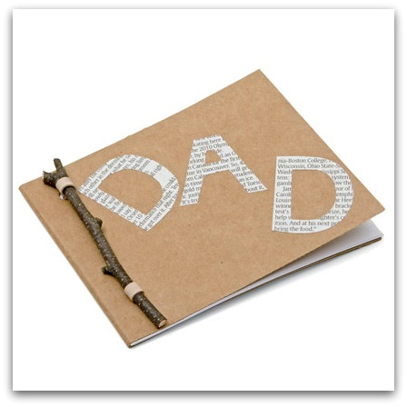 Fathers Day DIY Gift Pad