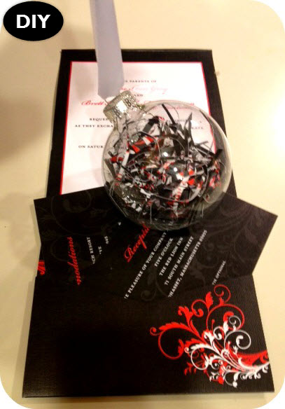 Glitter Ornament Craft