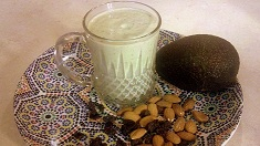 Moroccan Dried Fruit Smoothie