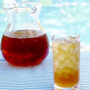 Sweet Minted Tea Courtesy of Sunny Anderson, Food Network