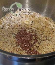 Crunchy Granola Bites Snack Recipe