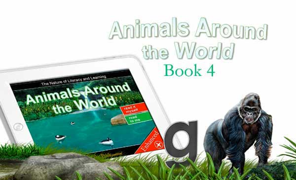 iKnow ABC Series: Animals Around the World eBooks