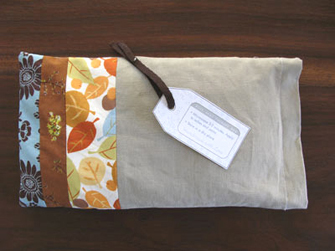 Rice Heat Therapy Pillow Mother's Day Gift