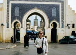 Old Moroccan Medina