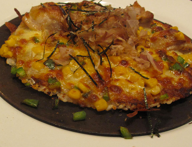 Healthy Foods: Kid-Friendly Rice Crust Pizza