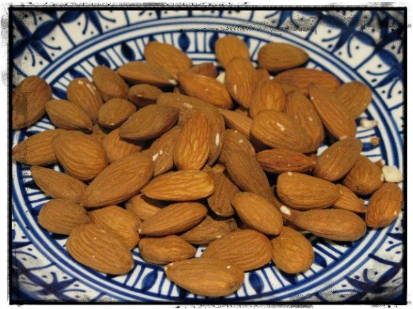 Almonds for Breastfeeding