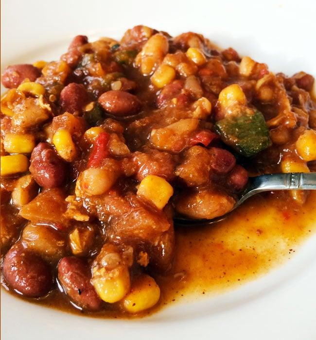 blog-recipe-veggie-chili2 Slow Cooker Veggie Chili Recipe