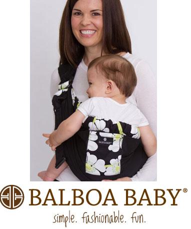 Balboa Baby Adjustable Sling