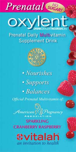 Oxylent Prenatal Vitamin Drink