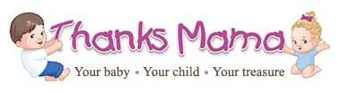 Thanks Mama Cloth Diapers Logo