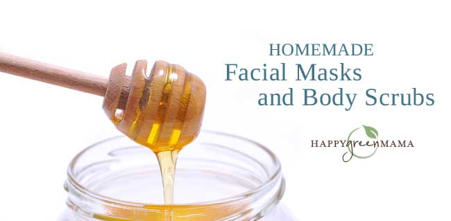 best face mask and body scrub recipes