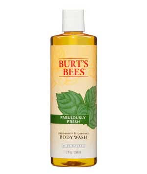 Sulfate Free Burts Bees Body Wash - Best Sulfate Free Shampoo List