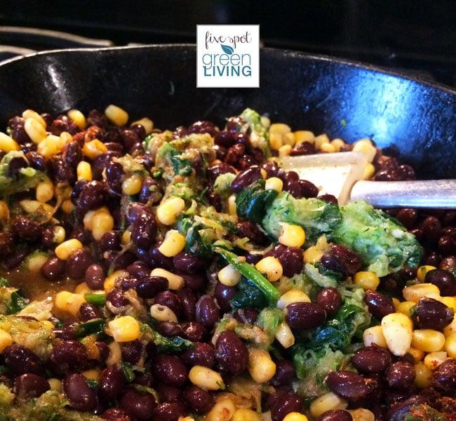 Healthy Recipes: Vegetarian Enchilada Mexican Casserole