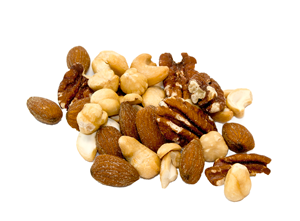 Clean Eating Basics - Mixed Nuts