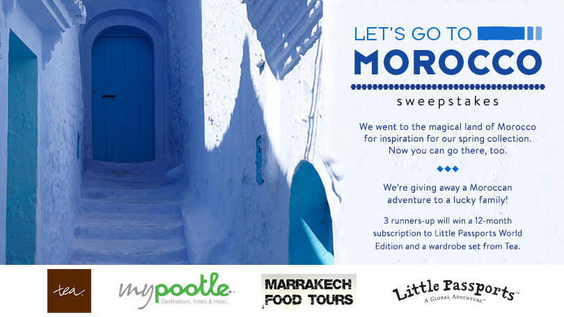Morocco: Take a World Staycation with Little Passports - Enter to Win Today!