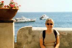 Me in Italy - circa um....1997!