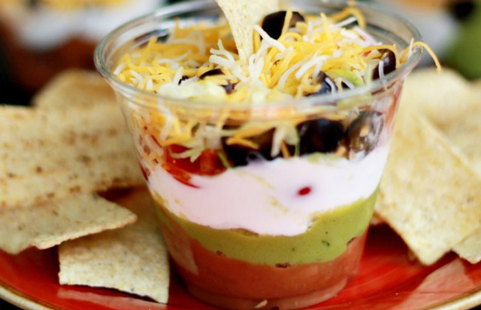 7 Layer Appetizer Dip