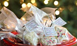 Christmas Candy Delight - DIY Homemade Christmas Gift Ideas, Printables and Activities