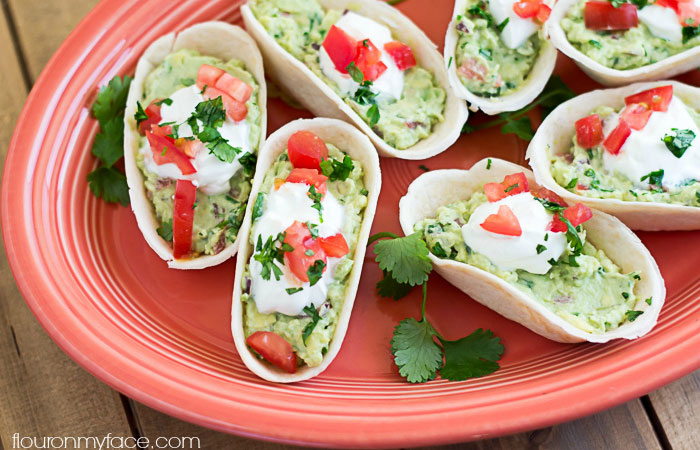 Guacamole-Appetizer-recipe 30 Healthy Appetizers for Summer BBQs and July 4th