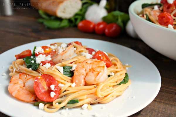 One-Pot-Shrimp-Linguine_final Healthy Meal Plan Volume 13