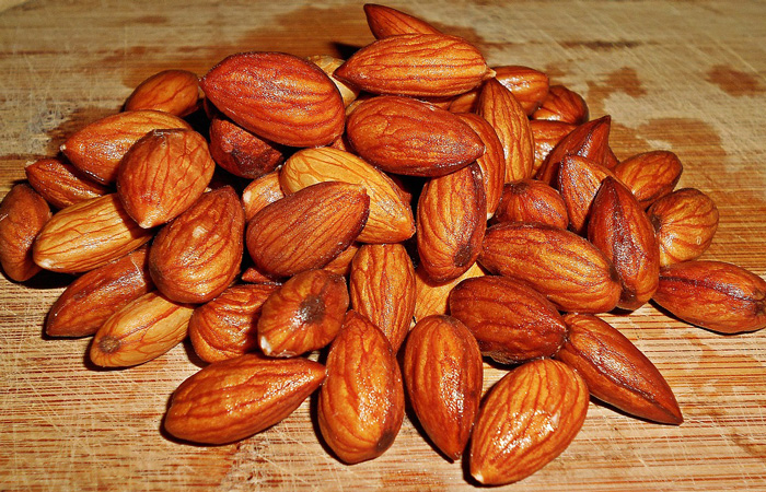 almonds for natural cough remedies
