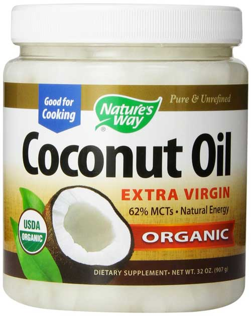 amazon-coconut-oil Benefits of Coconut Oil for Chronic Fatigue - Get More Energy!