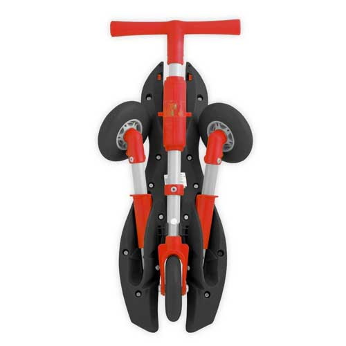 Fly Bike Foldable Tricycle for Indoors/Outdoors