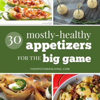 Thirty mostly healthy appetizers for super bowl five for Super bowl appetizers pinterest