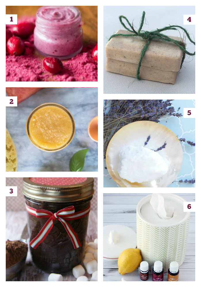 Featured DIY Bath and Body Recipes - How to Make and Use Sulfate Free Recipes