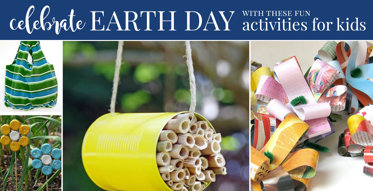 celebrate earth day with these activities for kids