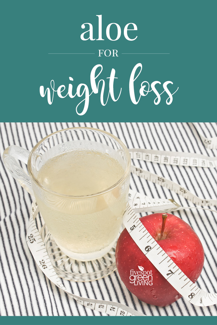How to Use Aloe for Weight Loss