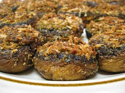 Stuffed Mushrooms: Quick and Easy Gourmet Appetizer Recipes on a Budget