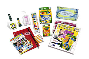 Crayola Back to School Pack Kindergarten