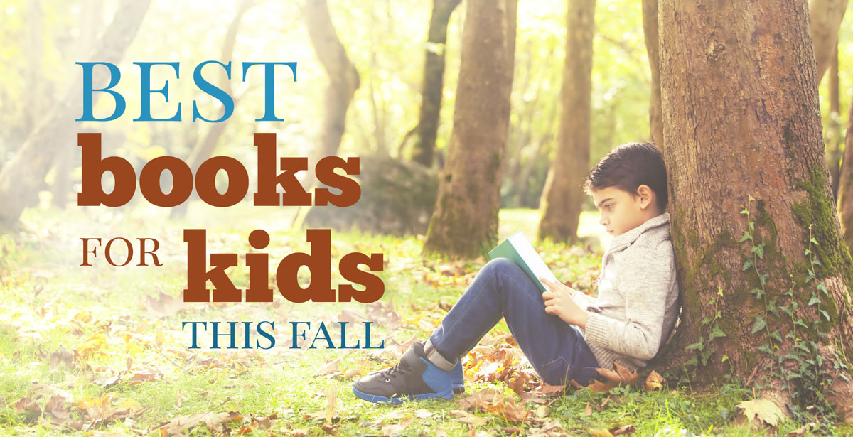 15 Best Books to Read for Elementary Age Kids this Fall