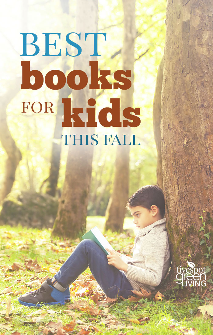 15 Best Books to Read for Kids this Fall