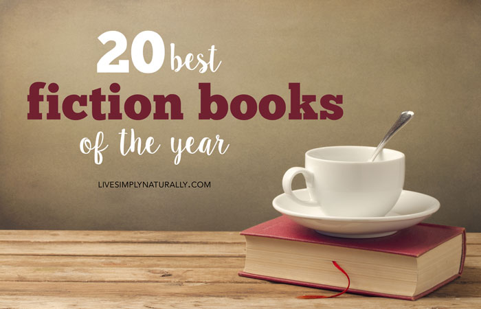 20 Best Fiction Books of the Year