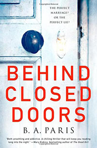 15 Books to Read this Winter - Behind Closed Doors