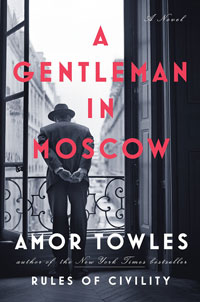 15 Books to Read this Winter - A Gentleman in Moscow