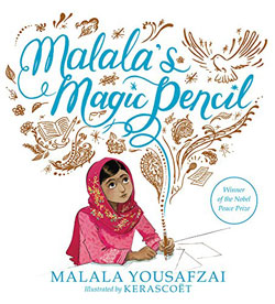 Malalas Magic Pencil