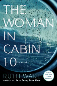 15 Books to Read this Winter - The Woman in Cabin 10