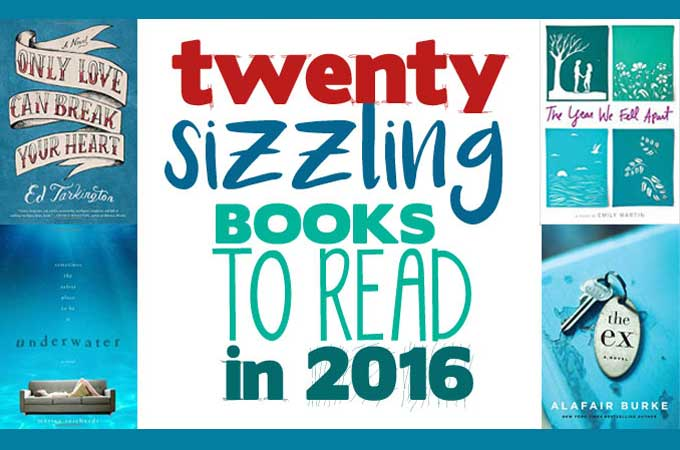 20 Good Books to Read in 2016