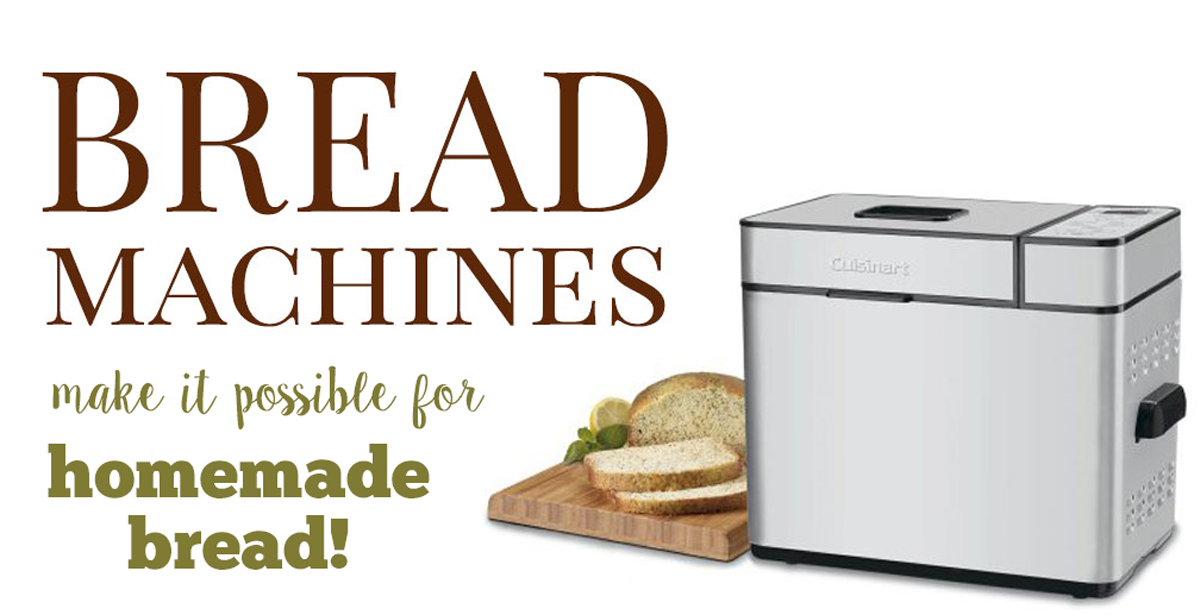 10 Best Bread Machines for Homemade Bread