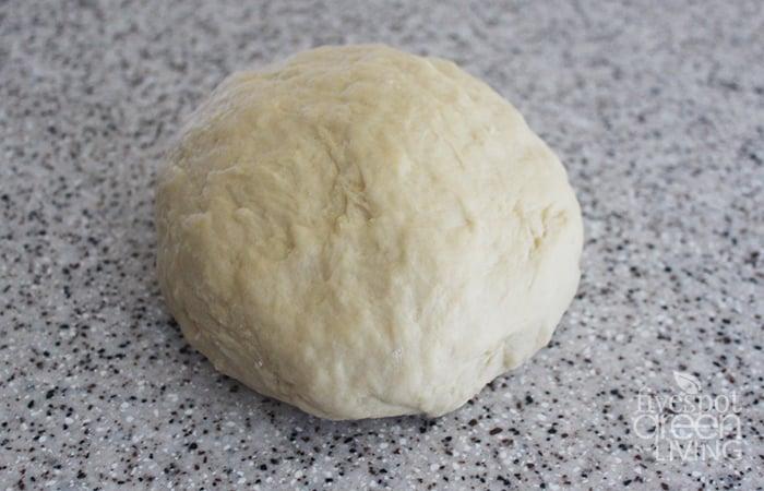 Easy Homemade Bread Sandwich Roll Dough