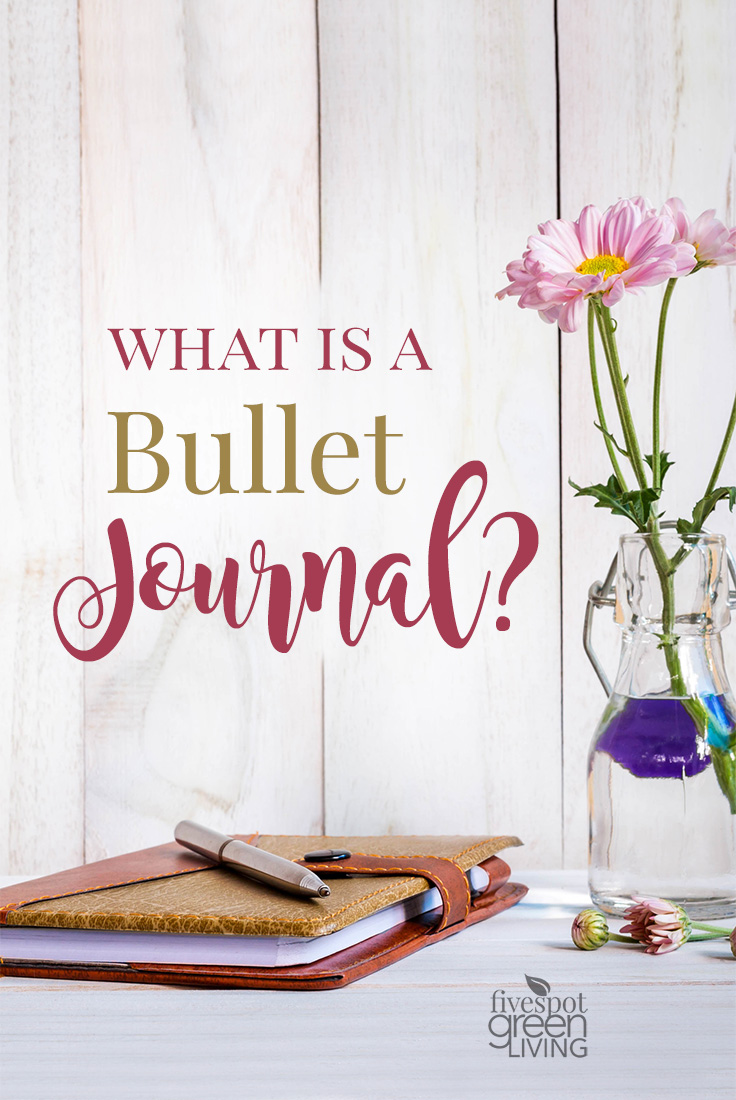 You can use a bullet journal to track goals, stay organized and cultivate happiness.