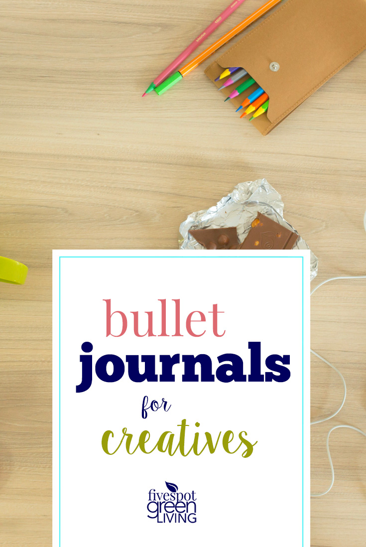 Bullet Journal for Creative Souls
