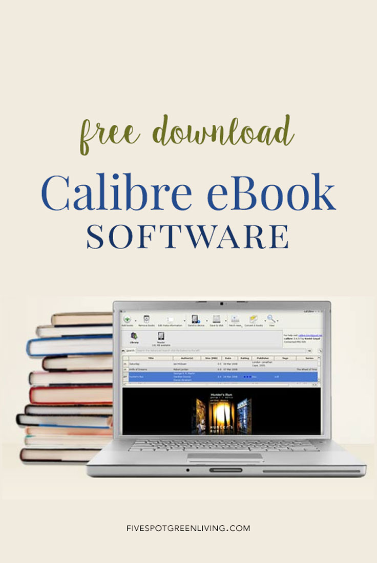 Calibre eBook Management FREE Download