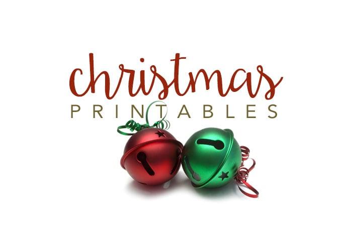 Free Christmas Christmas Printables